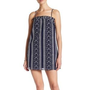Dolce Vita Embroidered Sleeveless Dress Sz Med